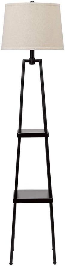 Catalina Lighting Metal Floor Lamp