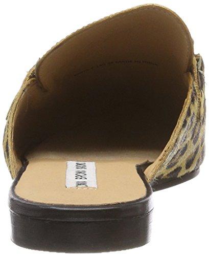 Bronx BX 1480 Bfennerx, Pantofole Donna Mehrfarbig (Leopard 149)