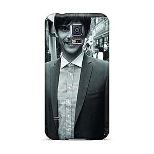 Shockproof Hard Phone Cases For Samsung Galaxy S5 (Vsw18349xAWj) Customized Stylish Breaking Benjamin Image