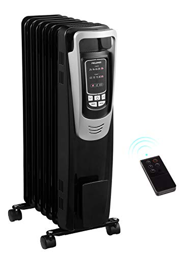 PELONIS Electric, 1500W Portable Oil-Filled Radiator Space