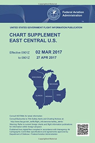 Chart Supplement East Central U S   Effective March 2Nd  2017