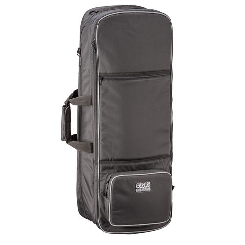 Padded Deluxe Case Carry (Cushy Deluxe Oblong Carry All Backpack)