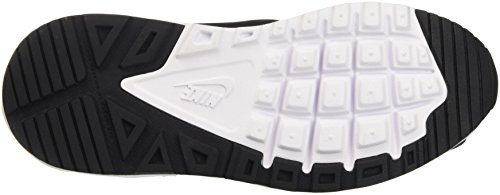 Nike Air Max Command Flex (Gs), Zapatillas de Running para Hombre Negro (Black / Black-White)