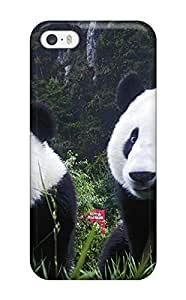 Margaret Dayton's Shop Best Design High Quality Panda Bears Cover Case With Excellent Style For Iphone 5/5s 5141523K61137202