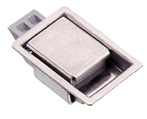 Southco Inc 64-01-10 Miniature Flush Paddle Latch 1.53 Long x .96 W Installation Hole, Southco Flush Paddle Latches (Slam Southco Latch Flush)