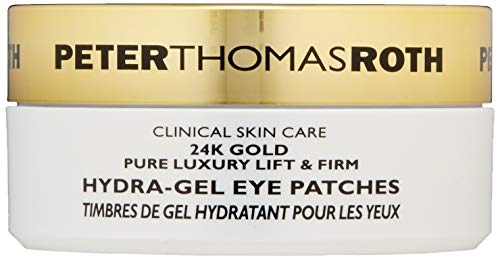 Peter Thomas Roth 24k Gold Pure Luxury Lift & Firm Hydra-gel Eye Patches, 60 Ct.