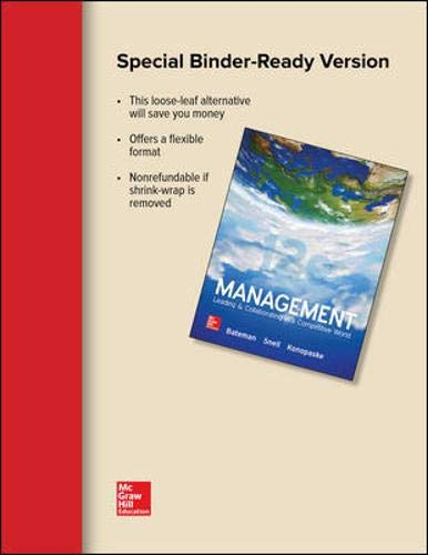 Management Leading and Collaborating in a Competitive World 12th ed. (Management Leading & Collaborating In A Competitive World)