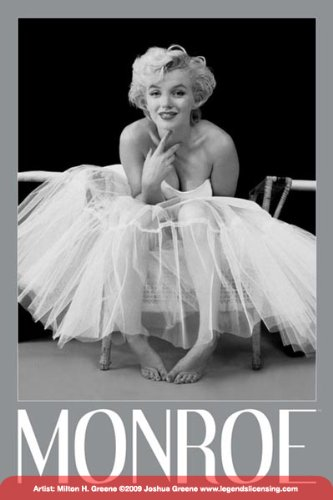 Marilyn monroe print control strip