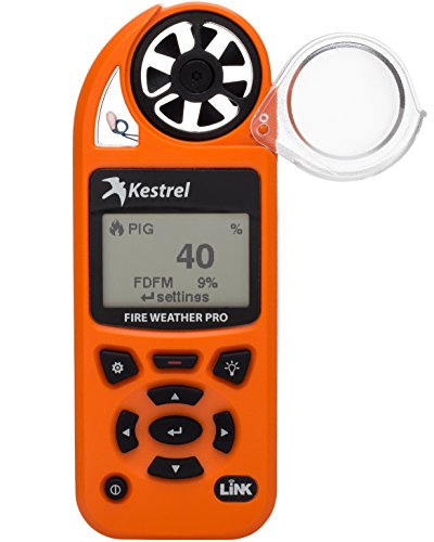 - Kestrel 5500FW Fire Weather Meter Pro with Link