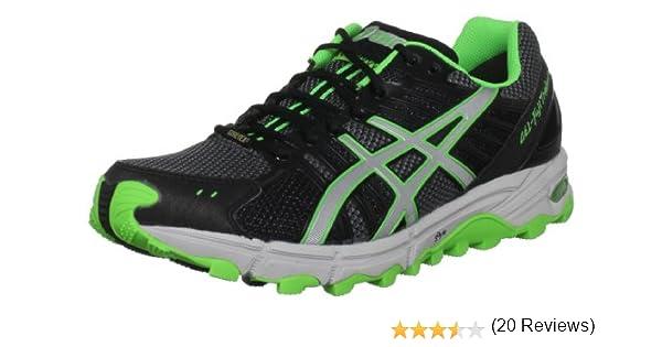 Asics Gel Fuji Trabuco Neutral G-TX, Zapatillas para Hombre, Negro, 40 EU: Amazon.es: Zapatos y complementos