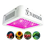 XECCON 600W LED Grow Light Full Spectrum with UV&IR for Indoor Plants...