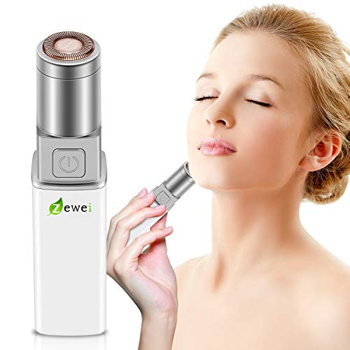 Facial Hair Removal for Women, Waterproof Painless Hair Remo