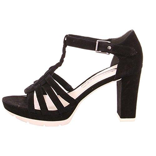 Tamaris Tamaris sandaletten 1–1de 28006–36/001 - schwarz BLACK (001)