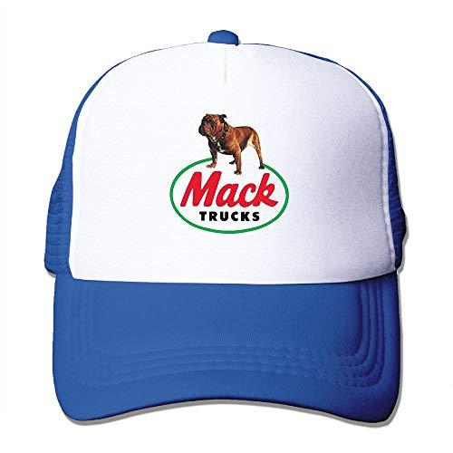 JimHappy Mack Trucks Baseball Hat CapAdjustable Back Mesh Cap for Men and Women -