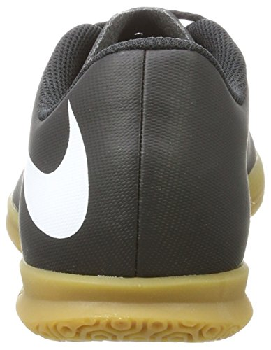 Nike Jr Bravatax II IC, Botas de Fútbol Unisex Bebé Negro (Black/White/Black)