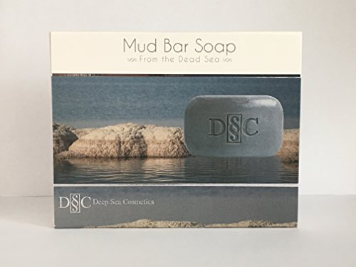 Deep Sea Cosmetics Mineral and Mud Bar Soap Combination