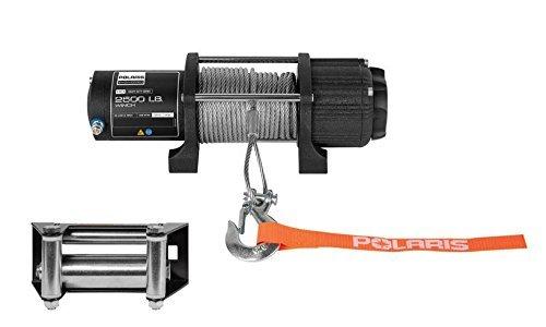 Polaris HD 2500lb. Integrated Winch by Polaris by Polaris by Polaris