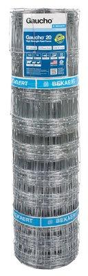 Bekaert 118155 Gaucho High-Strength Field Fence, 330-Ft. - Quantity 11