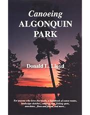 Canoeing Algonquin Park