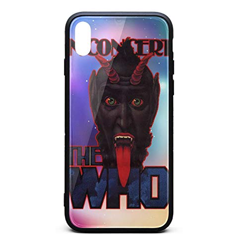 The-Who-Posters- Basic Hippie Custom Cell iPhone x xs case