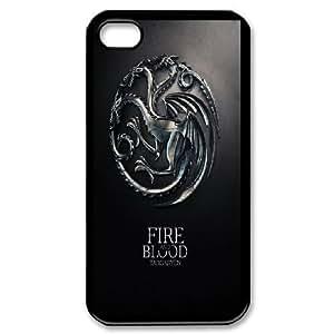 iPhone 4,4S Phone Case Game of Thrones F5F7840