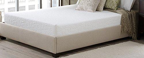 Sleep Inc Luxury Memory Foam Mattress, 8'/Queen