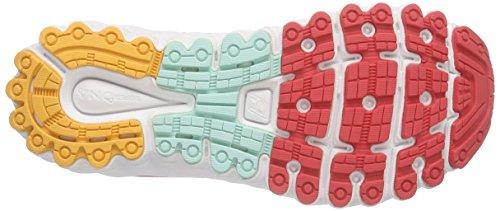 Glycerin Celeste 13 Zapatillas Brooks Azul de Deporte Mujer Coral f6Pqwd