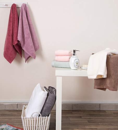 İrya Home Irish Comfort MICROCOTTON Towel Mint 90 150