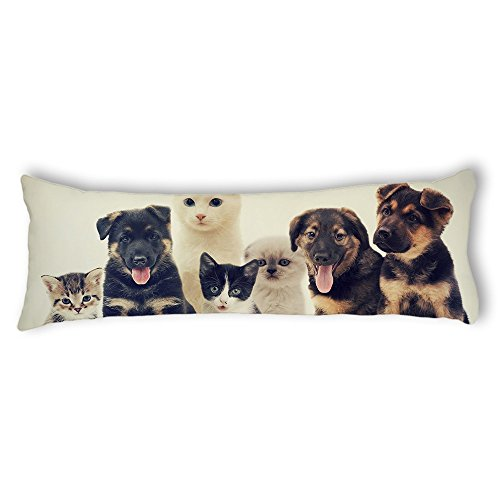 Ailovyo Pregnancy Pillows - AILOVYO Dogs and Cats Silky Soft