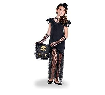 f836c40a1 Disfraz de Viuda negra para niña