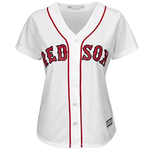 Majestic Authentic Cool Base Jersey - Boston Red Sox - S