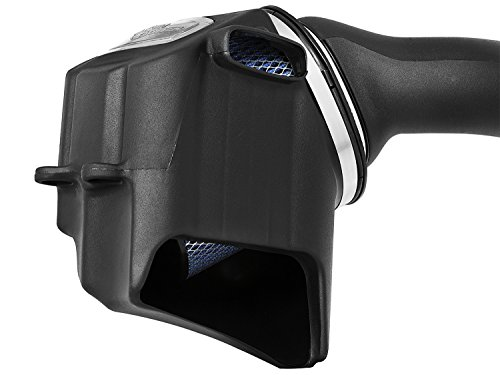 aFe Power 50-73006 Momentum HD Performance Air Intake System For Ford (Oiled, 10-Layer Filter)