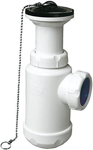 Sifon botella extensible horizontal valvula jimten s-135 1 1//4 Jimten M103160