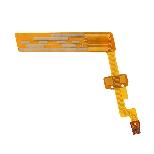 Domybest Replacement Lens Line Focus Aperture Flex Cable For Canon 18-55mm EF-S IS (55mm Cable)