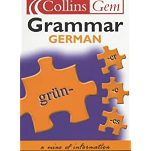 German Grammar (German Edition)