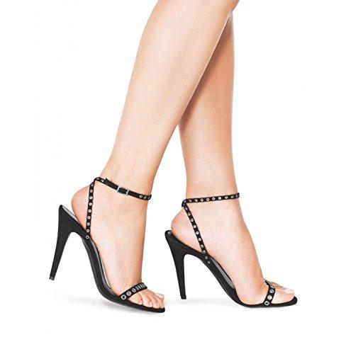 Sandals Chief Mellon Tamara Designer Lipstick Jimmy Black Choo Eyelet xR1CTnqZFw