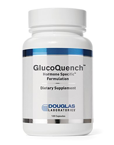 Douglas Laboratories - GlucoQuench - Hormone Specific Formulation to Support Healthy Blood Glucose Metabolism- 120 Capsules