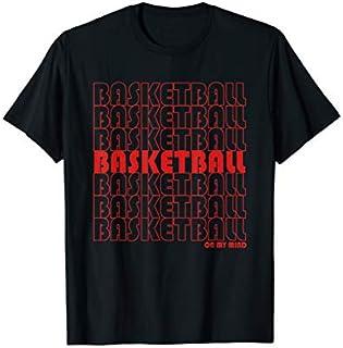 Birthday Gift Basketball Gift for Basketball Lover  Retro Basketball Short and Long Sleeve Shirt/Hoodie