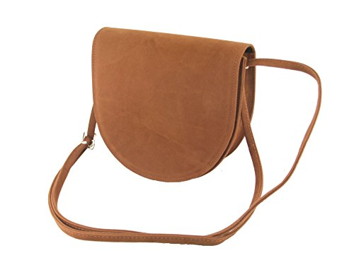 Shoulder Tan Beauty LONI Body Chestnut Bag Cross Saddle Otw8qg