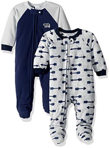 Gerber Baby Boys' 2-Pack Blanket Sleeper, Arrows, 12 ()