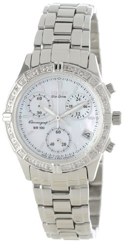 Citizen Women's FB1180-56D Eco-Drive Miramar Stainless Steel Sport Watch (56d Watch)