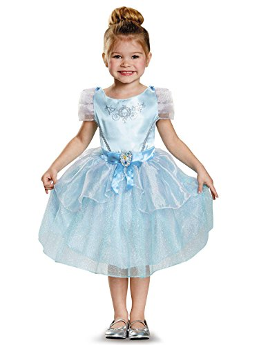 Cinderella Toddler Classic Costume, Medium (3T-4T)]()
