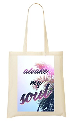 Compra Citazioni Bolso T Sveglio De My Awake Soul Frasi Cool Yolo La Osom Popolari Super Cp Mia Swag maglietta Bellissimo Beautiful Paesaggio Super Quotes Anima Bolsa Phrases Landscape Malloppo Popular Shirt Mano Fredda w4ZqgHW