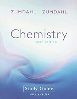 student solutions guide chemistry sixth edition thomas j hummel rh amazon com Zumdahl Chemistry 7th Edition Answers Zumdahl Chemistry 7E