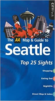 Book AA CityPack Seattle (AA CityPack Guides)