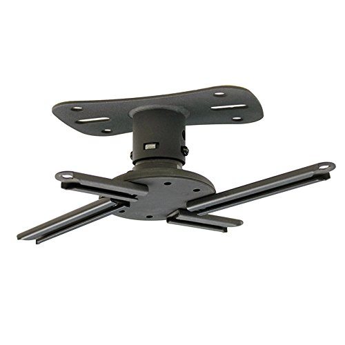 Kanto P101 Universal Projector Ceiling Mount – Solid Steel