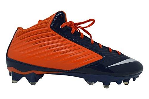Nike Mens Vapor Speed Low Td Gevormde Voetbalschoenjes Oranje / Blauw