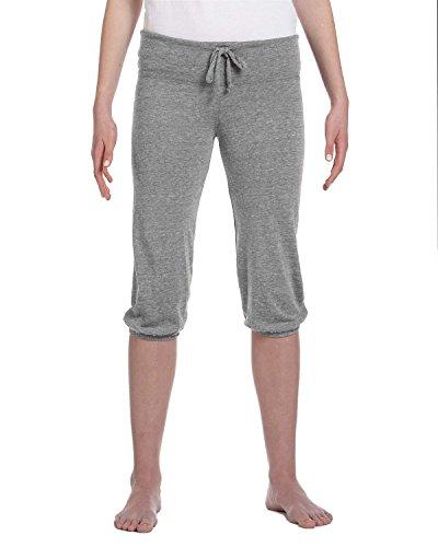 Cropped Capri Sweatpants - 5