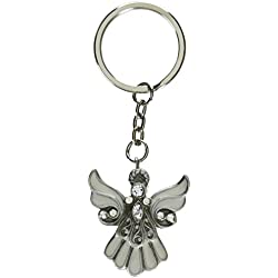 Angel design keychain favors, 30