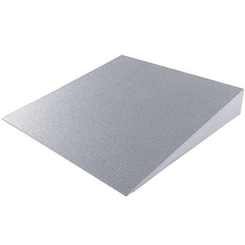 Silver Spring Powerchair Threshold Ramp Solid Foam 36 x 36 x